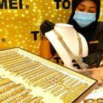 harga emas tomei