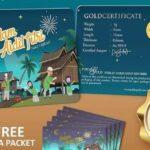 Gold Bar Emas Raya Public Gold Edisi 2021