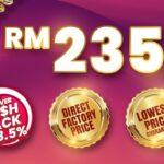 Harga Emas Public Gold Jewel Turun 235 Per Gram