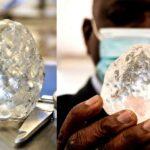 Batu Permata Ke-3 Terbesar Didunia Ditemui Di Bostwana Awal Jun 2021