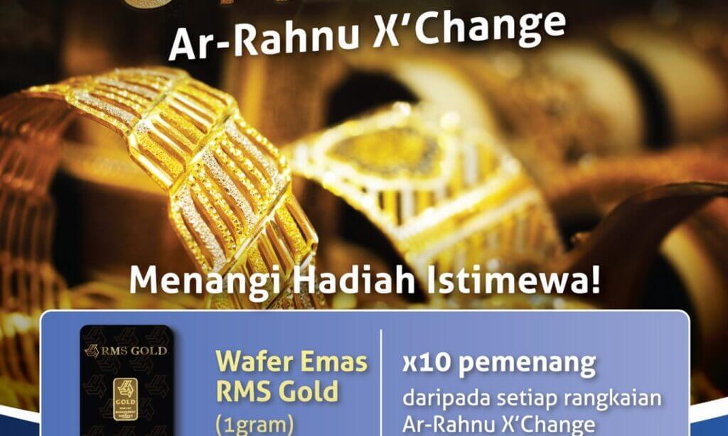 promosi ar-rahnu xchange 2021